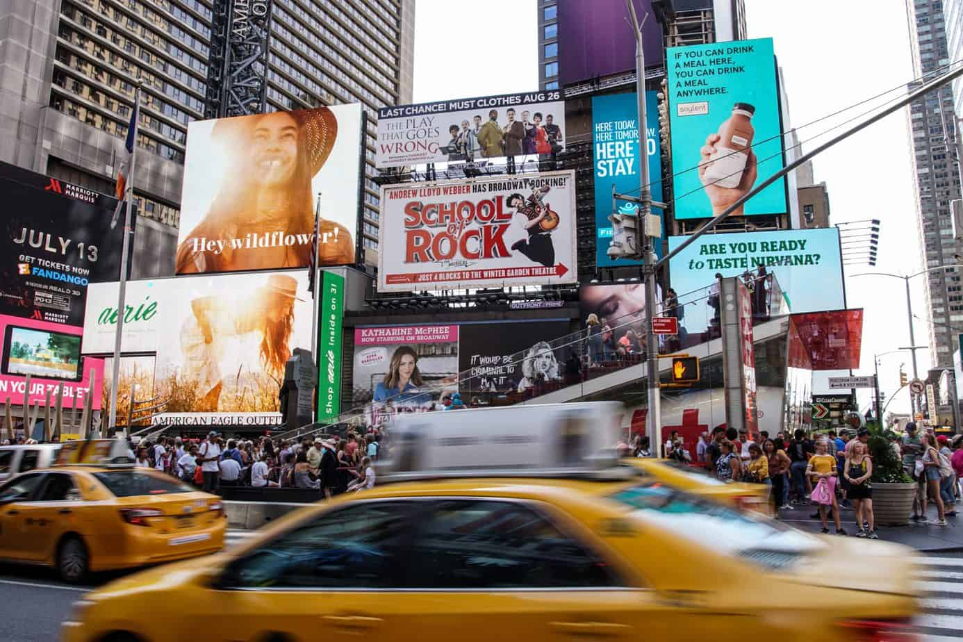 What is signage marketing