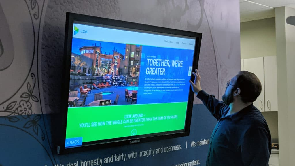 Types of Digital Signage Content