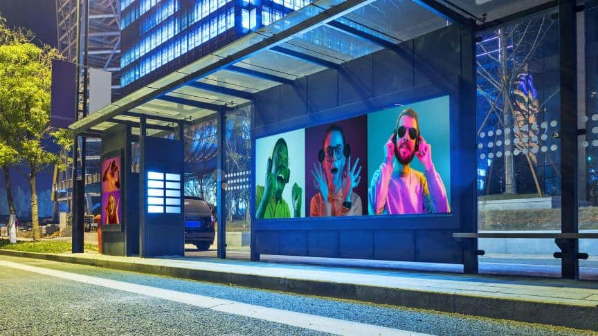 The Best Outdoor Solutions for Digital Signage