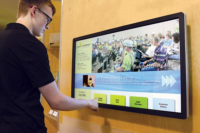 A List of The Best Digital Signage Software
