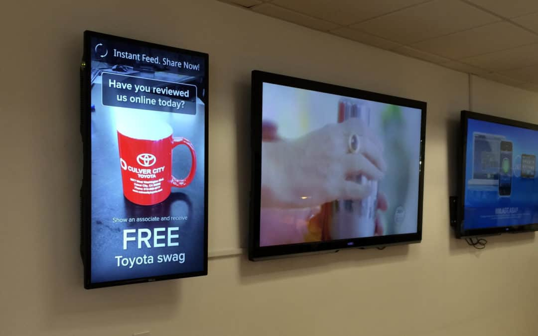 How to Turn a TV Into Digital Signage: 5 Steps